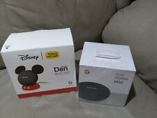 New Otterbox Series Den Mickey Mouse mount stand & google home mini combo