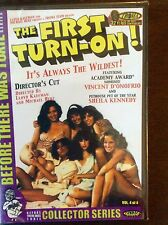 Rated R-The First Turn-On (DVD, 2001, Before There Was Toxie Collector Series)
