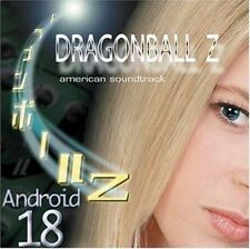 New Dragon Ball Z Android 18 Sagas Soundtrack CD Anime Funimation Fauconer 3T