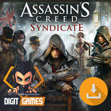 Assassin's Creed Syndicate - Uplay / PC Game - New / AC / Action / Adventure