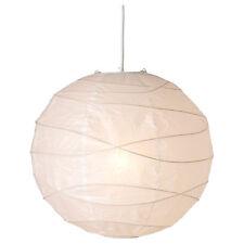 IKEA REGOLIT Papierlampe Hängeleuchtenschirm Japankugel 45cm NEU & OVP