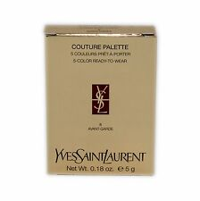 YSL COUTURE PALETTE 5-COLOR READY-TO-WEAR 0.18 OZ/5 G #8 NIB-74266