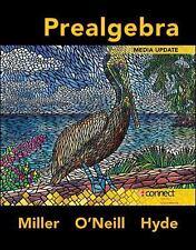 Prealgebra Media Update by Julie Miller