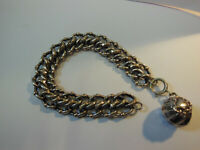 16-23cm Bracelet serpent européen charm charms compatible fermoir clasp LOVE
