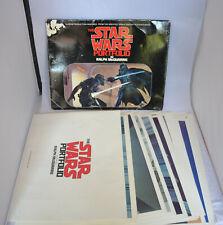 Ralph McQuarrie - Star Wars Portfolio - 21 Prints & Introduction Sheet