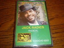 Jack Radics CASSETTE NEW Radical