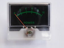2 pcs Panel Meter 200uA fsd Scaled 0-10 Power 56 x 50mm PM-ME-0M2  Location 546
