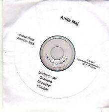 (CB579) Anita Maj, Undercover - DJ CD