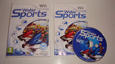 JEU NINTENDO WII - WATER SPORTS COMPLET