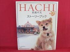 Hachi: A Dog's Tale' Official Film Story Book