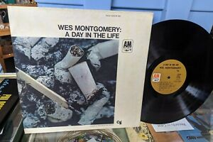 Wes Montgomery Day in the Life Vinyl Record Vintage
