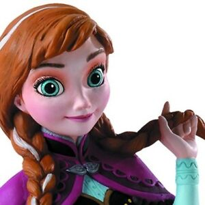 Disney Showcase Collection: Anna From Frozen Mini-Bust by Grand Jester Studios