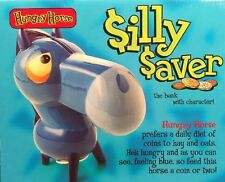 Brand New Silly Saver Bank - Ceramic Hungry Horse Collectors Piggy Bank