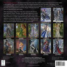 Fantasy Art of Nene Thomas 2017 Wall Calendar Dragon Witches Fairy Faery