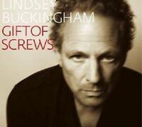 "LINDSEY BUCKINGHAM ""GIFT OF SCREWS"" CD NEW!"