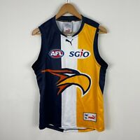 West Coast Eagles Football Jersey Mens Small Made In Australia Great Condition