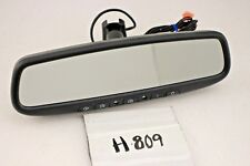 NEW OEM GENTEX REAR VIEW MIRROR AUTO DIM HOMELINK GENK41A GENK41 with wiring