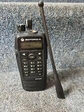Motorola Xpr6580 Digital 800900 Dmr Mototrbo Radio Good Buy 1 To 7 Units
