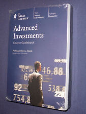 Teaching Co Great Courses  DVDs         ADVANCED  INVESTMENTS       new & sealed