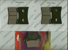 Aprilia Disc Brake Pads Dorsoduro Factory 2012-2014 Front & Rear (3 sets)