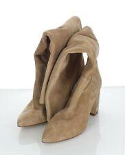 62-43 NEW $200 Women's Sz 8 M Sam Edelman Hai Knee High Boots In Caramel