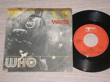 "THE WHO - 5.15 / WATER - RARO 45 GIRI 7"" ITALY"