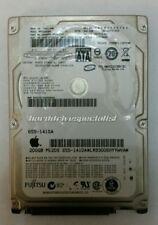 Fujitsu MHY2200BH 200GB SATA Laptop Drive P/N:CA06889-B428000AP F/W:0081000D