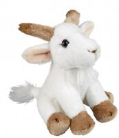RAVENSDEN SOFT TOY GOAT 15CM - FRS007GT CUDDLY CUTE FURRY PLUSH PET NANNY BILLY