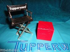 VINTAGE TUPPERWARE TUPPER TOY BUSY BLOCK REPLACEMENT RED LETTER Z FOR ZEBRA