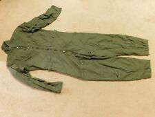 US ARMY NOMEX  FLYER'S FLIGHT SUIT CWU 27/P SIZE 40L