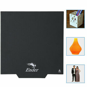 Heated Bed Surface Sticker Magnetic Plate Original For Ender 3 Pro 3D Printer