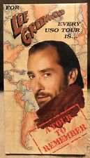 Lee Greenwood A Tour To Remember VHS Video NEW USO RARE!!