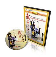 Wudang Esoteric Kung fu Series Wudang Taiyi Horsetail Whisk by You Xuande DVD