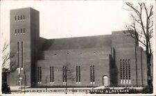 Blackburn. St Gabriel's Church, Brownhill.