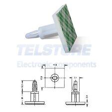 8 Supporti adesivi per circuito stampato pcb altezza 6 mm distanziale in nylon