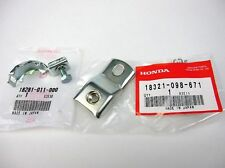 Honda  DAX Genuine ST50, Muffler set Tengu band 18281-011-000 Japan