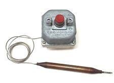 EGO 55.31542.090 Fryer High Limit Safety Thermostat  Triple Pole  Limit 220 C