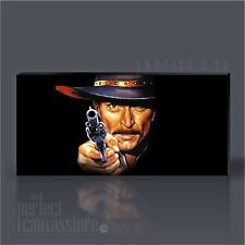 Lee Van Cleef Classic ICONIC Canvas art print-ARTE Williams Upgrade a 120x56cm