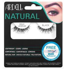 Ardell DEMI WISPIES False Eyelashes with Glue - Premium Quality Fake Lashes!