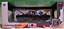 2018 M2 Machines 1/24 Scale Auto Japan 1970 Datsun 510 1/5880 Black New HTF