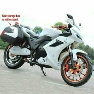 TRIAD Horizon SRT 3800W Electric City Commuter Motorcycle 125 Equivalent
