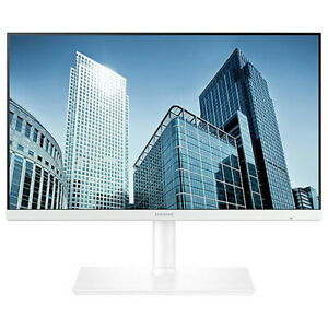 Samsung SH850 Series 23.8  QHD Monitor for Business White - 2560 x 1440 QHD Disp