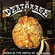 DEATH RAGE Deathrage - Down in the Depth of Sickness +BONUS TRACKS 2105 EDITION