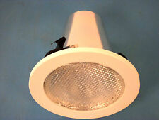6 Pieces - Halo 951PS Shower Light, White Trim Ring, Glass Lens, Reflector