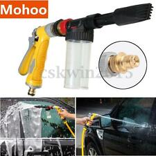 Portable High Pressure Car Wash Spray Gun Snow Foam Water Cleaning Pipe Gun Kit