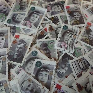Bulk x 110 45c Australia Remembers Stamps used off paper - 1995