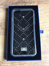 Swarovski Iphone 6/6S Clear Plus Case Pearl And Crystal New