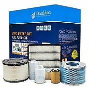 DONALDSON FILTER KIT, LANDCRUISER 100 SERIES 4.2L  T/DIESEL  1HD-FTE 2000-2007
