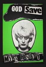 "set of 6 repro Jamie Reid A3 posters God save Sex Pistols 11.7x16.5"" rare"
