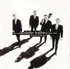 Flowers On The Wall - The Essential Statler Brothers 1964–1969 CD